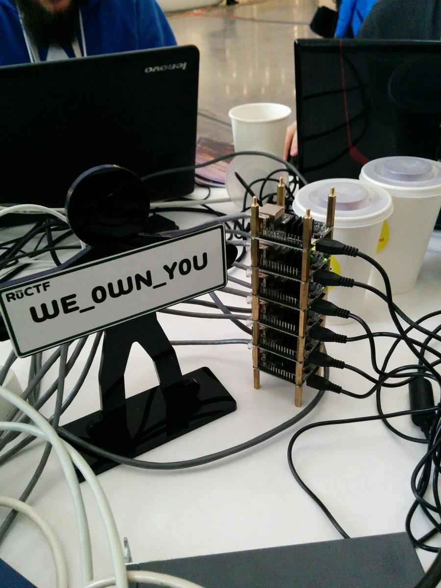 Hardware Stack